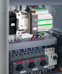 Специализированный программируемый контроллер ПЛ